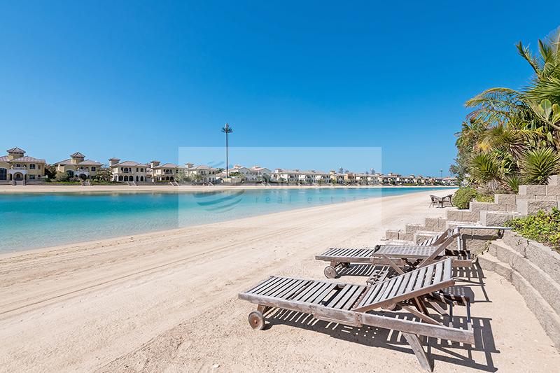 4 BR Atrium Entry| Private Beach| Vacant