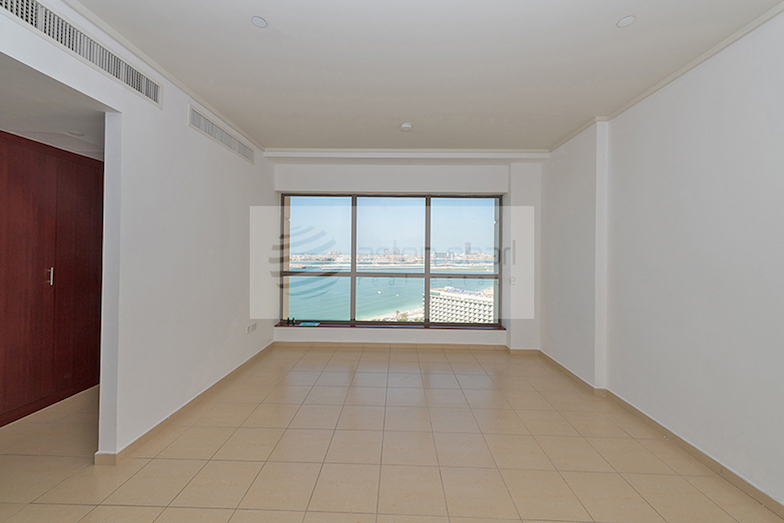 Infinity Beach Sea View 2BR Terrace , JBR