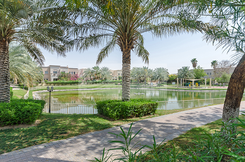 Exclusive | Lake View | Type 3E | Rented Unit