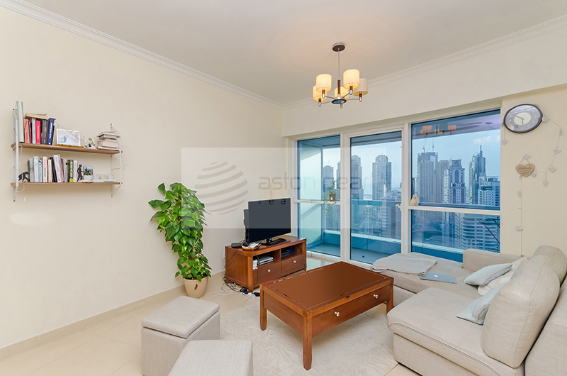 Beautifully Furnished 1 Bedroom | Saba Tower 3