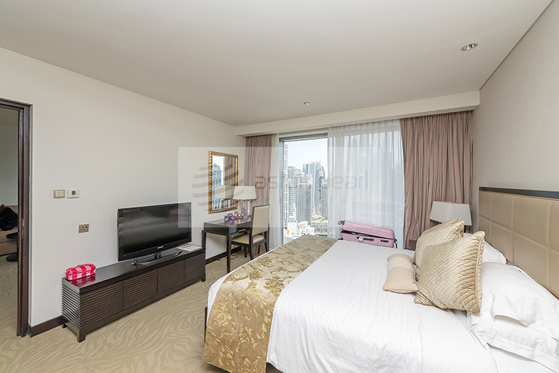 1BR Marina Mall Hotel Apartment | Ready to Move in