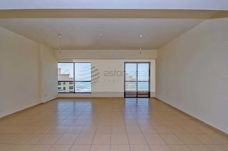 Partial Sea View | Fully Furnished | 2 Bedroom
