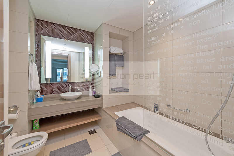 Fully Furnished  Brand New 1BR Residence
