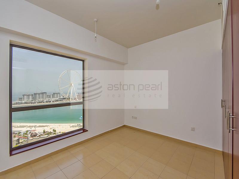 2 BR with Open plan Kitchen, Dubai Eye view