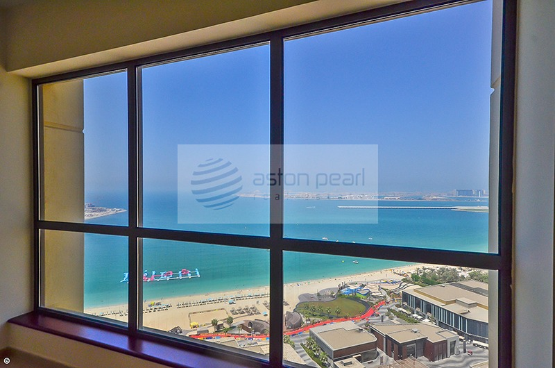 Largest 3 Bedroom + Maids | Full Sea View | Vacant