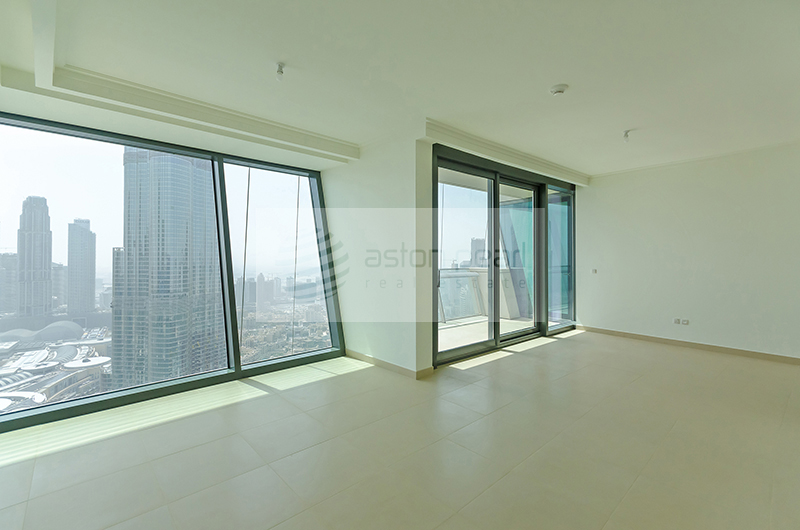 Best Layout and View | 3BR + Maid | Burj Vista