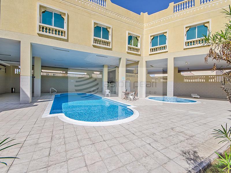 Spacious 3BR Compound Villa | 2 Car Park