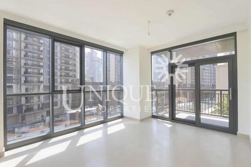Brand New Biggest 1BR, BLVD + partial Creek view
