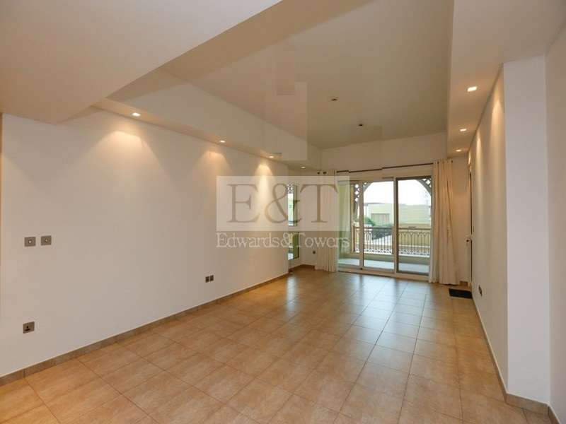 2BR in Marina Res with Sea Views | Unfurnished, PJ