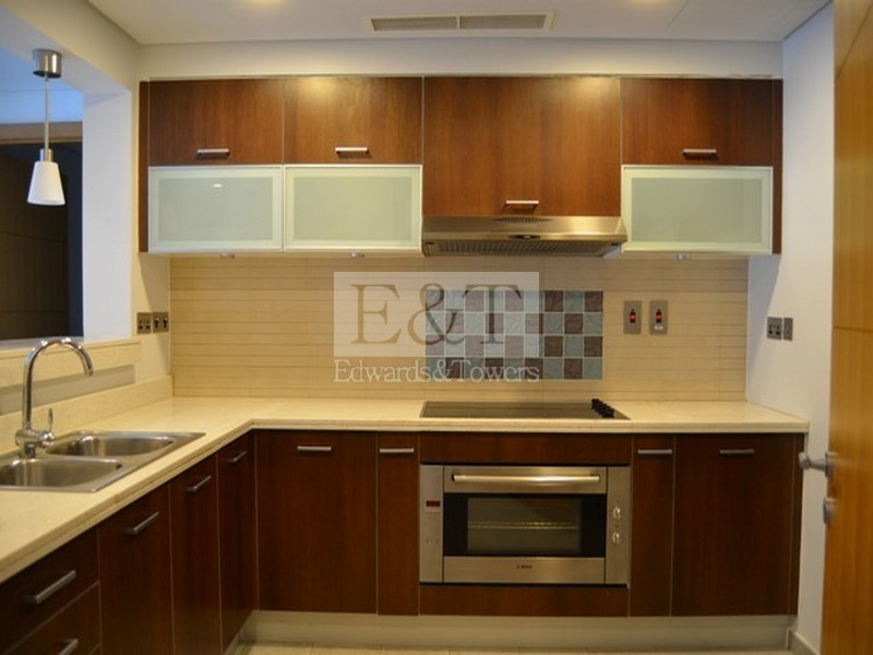 2 BR, Marina Res with Type C, Unfurnished | PJ
