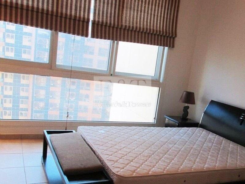Nicely Furnished High Floor 2BR - C Type | PJ