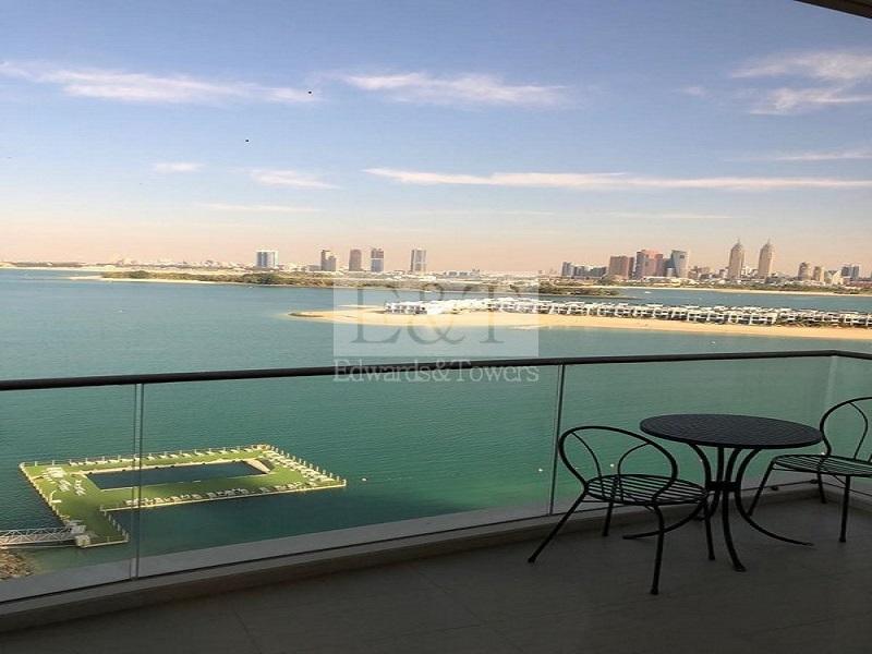 3 BR, Tiara Residence, Type A, Sea View, PJ