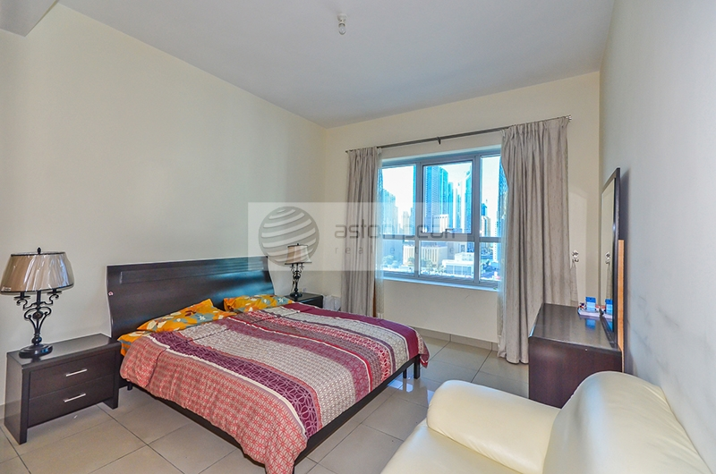 Fully Furnished 1BR | SZR Views | Tenanted
