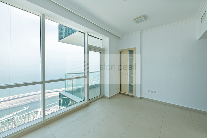 3BR + Maid + Laundry w/ Ensuite Bath Full Sea View