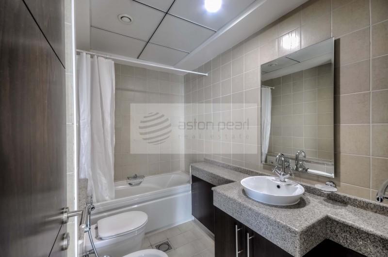 On High Floor | 2 BR + Laundry + Storage