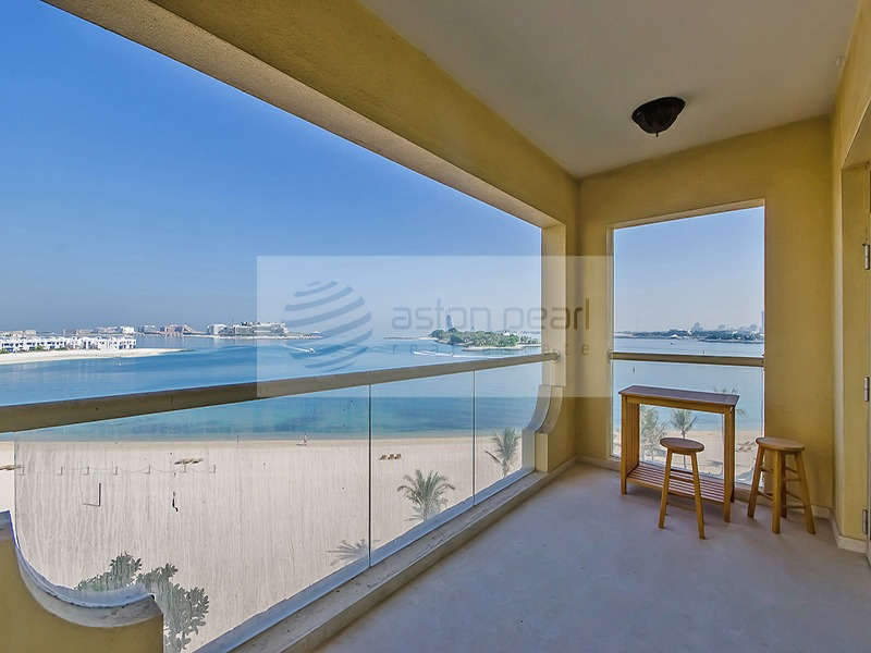 Best Deal | D Type | 2 BR+Maid | Sea View