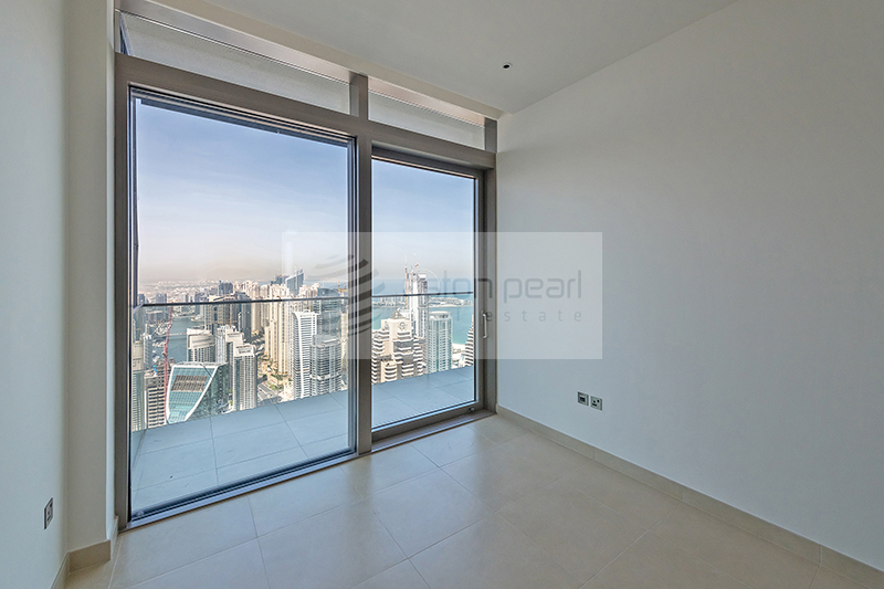 One Bed with 360 View of Marina, Sea and JLT