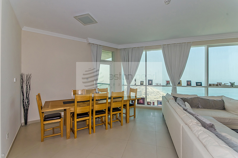 Jbr Al Bateen Tower 3 Br+M Full Sea View