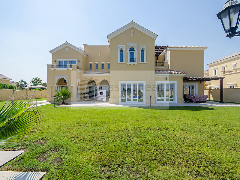 Extended and Upgraded Villa | Full Polo Field View