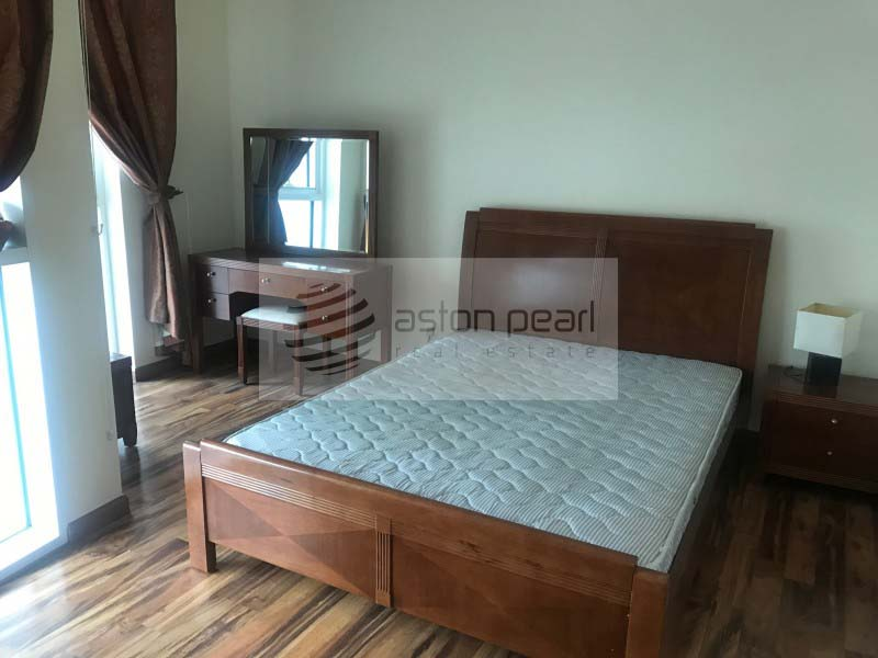 1 Bedroom with Balcony   Fully Furnished