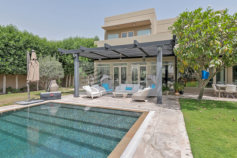 Unique Large Plot | Fully Upgraded | Private Pool