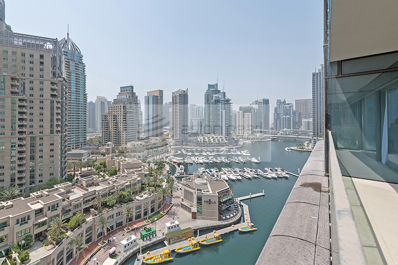 Largest and rare layout | High end | Marina Gate