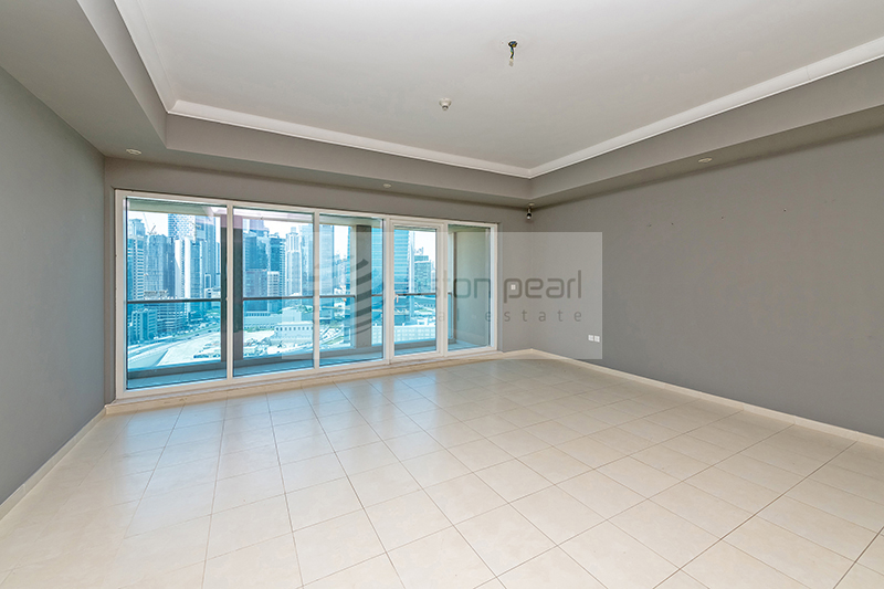 Full Canal View | Best Layout 1BR | Churchill