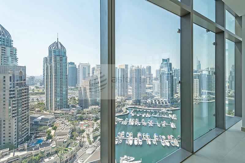 Genuine Listing, Best Layout, Full Marina View