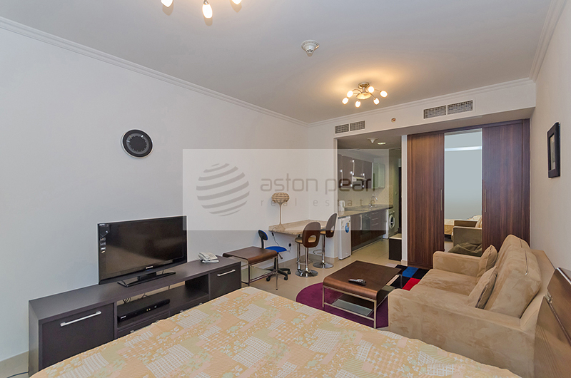 Fully Furnished - Opp Metro - High Floor