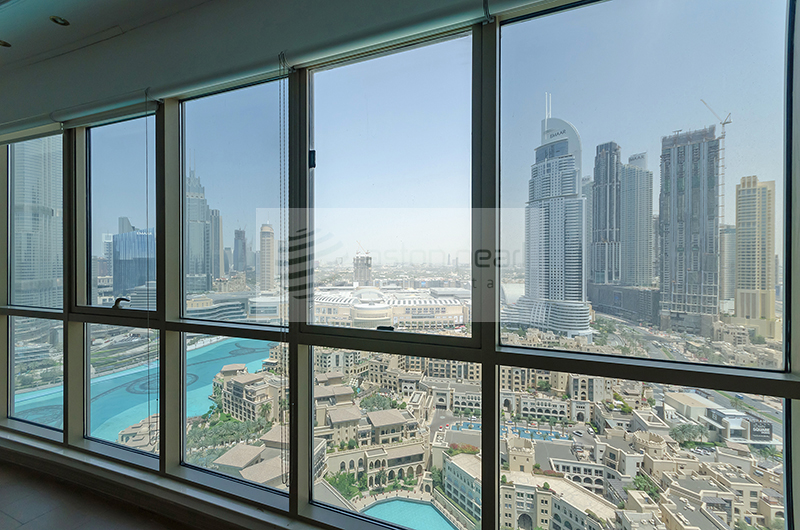 All Beds are Ensuite | Burj and Fountain View