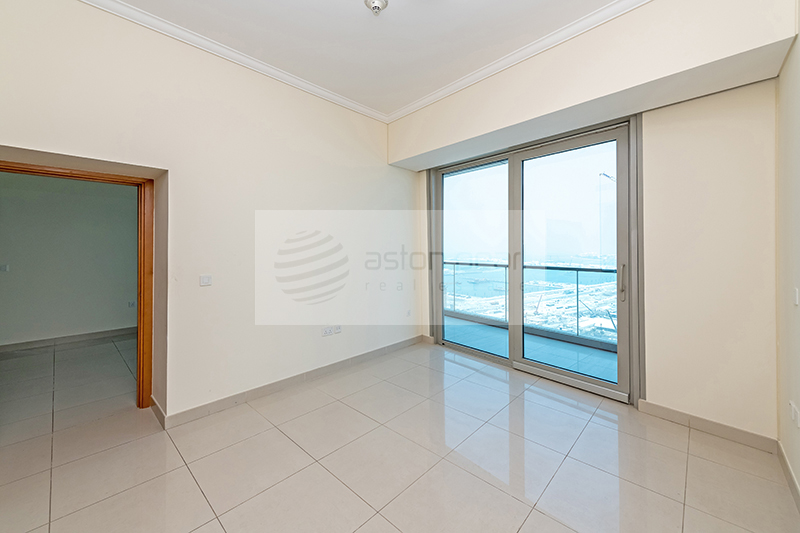 Sea and Palm View, 2BR + Maids, 1 Parking Space