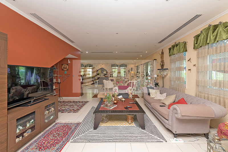 EXCLUSIVE | Large Plot with Private Swimming Pool