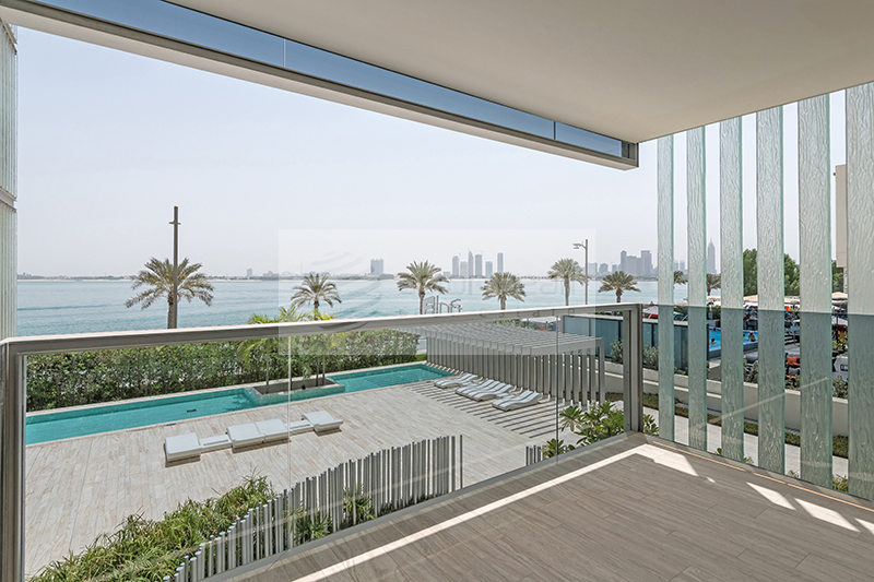 Ready Title Deed | 2 Bed | Furnished | Sea View