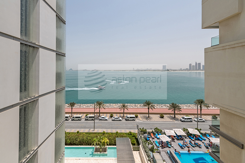 Sea View Relaxing 3BR Furnished Ready Title Deed
