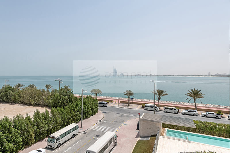 Ready Title Deed | Furnished | 3 Bed | Sea View