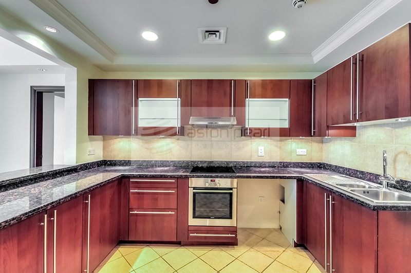 Beautiful, Type C, 2 BR + Maid in Golden Mile