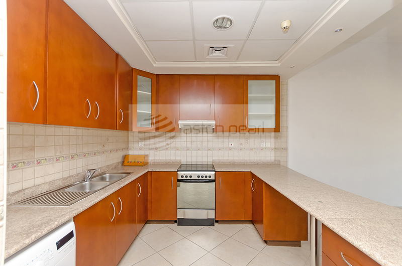 Spacious 1BR with Balcony| Uptown Mirdif