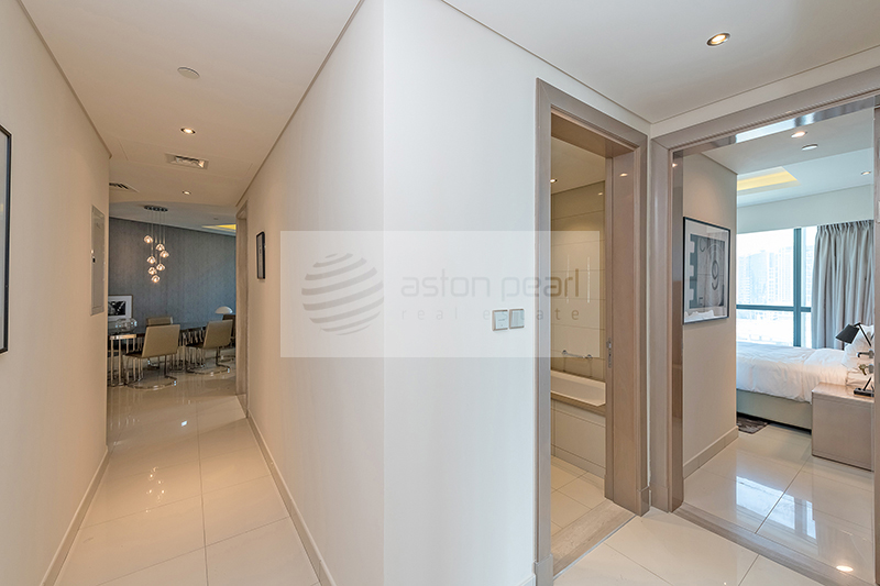 Great Views   High Floor   Brand New 3BR