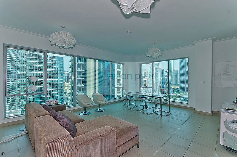 Best Deal, 2 BR on High Floor, Full Marina View