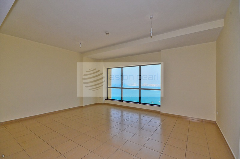 Largest 3BR + M | Full Sea View | Vacant