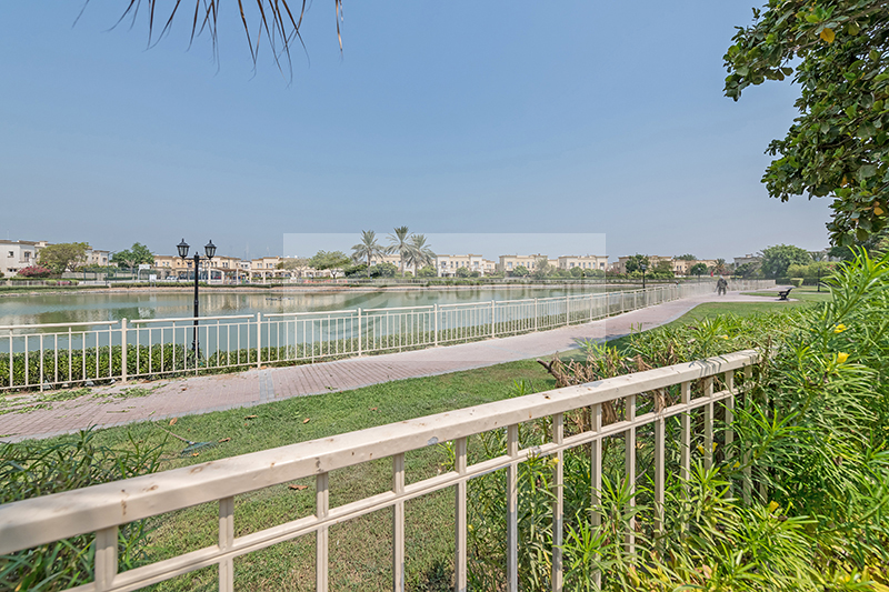 Lake View | Vacant  | Type 3M | 3BR+Study