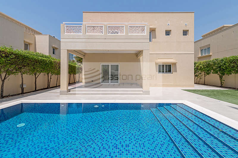 Upgraded Type 2 Villa with Private Swimming Pool