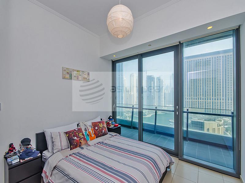 Full Marina View | 2 BR | Next To Marina Mall