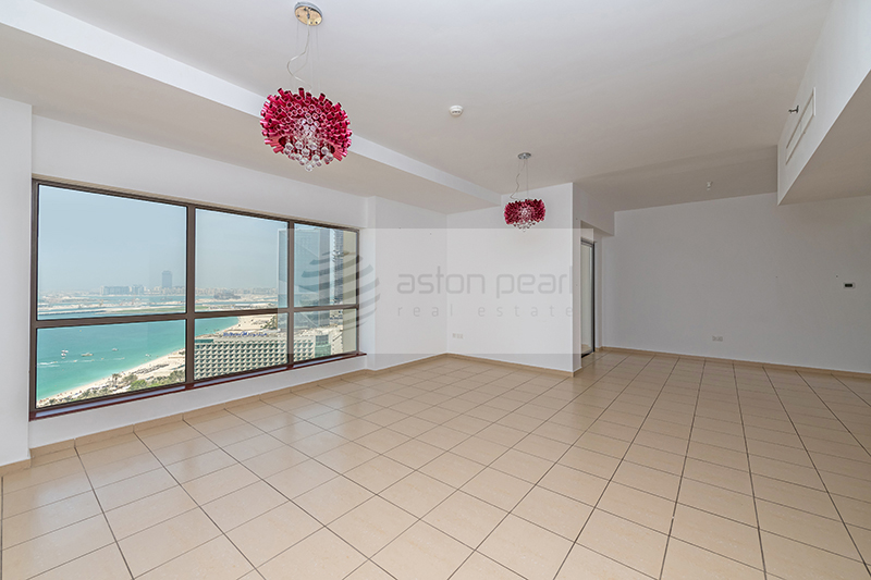 Most Exclusive 3 BR+M in JBR | Panoramic Sea View