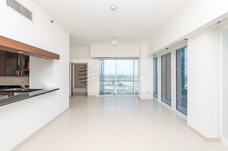 AC / Gas Free   1 BR   Canal and Burj View