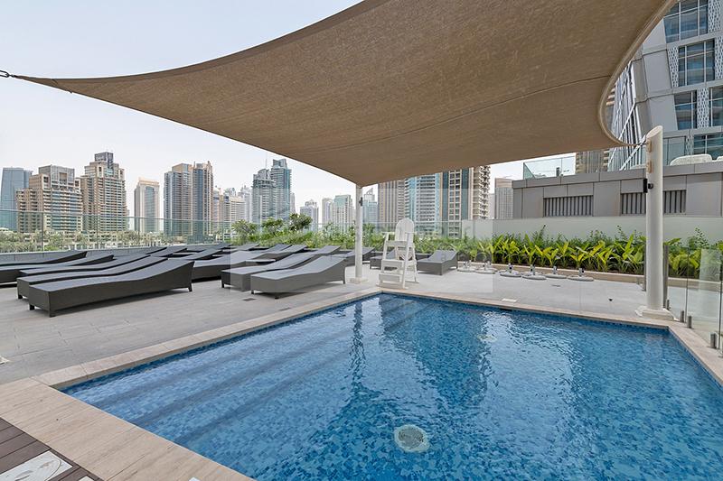 Exclusive 1 Bedroom   Sea and Marina Views