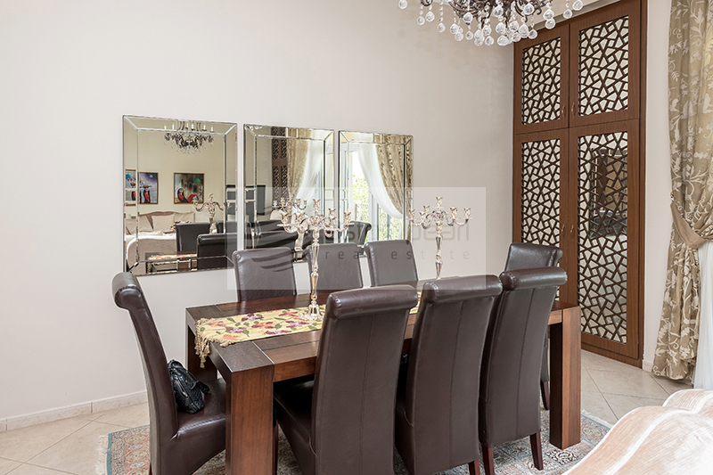 Spacious 2 Bedrooms, Facing the Pool and Garden;