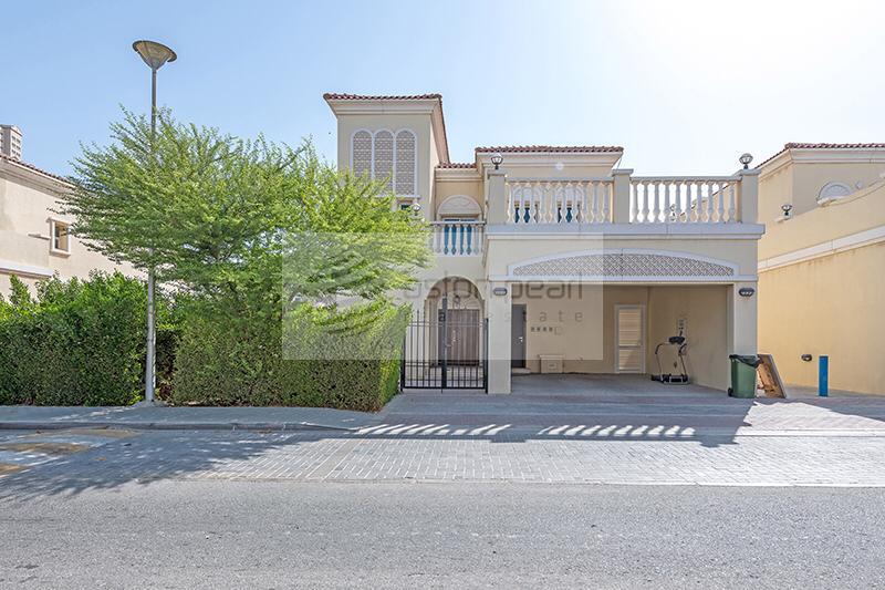 Vacant | Independent Villa | Med Type Villa