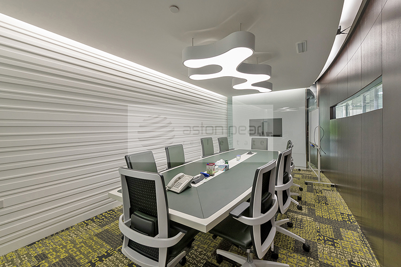 Luxury Fitted and Furnished New Office For Rent