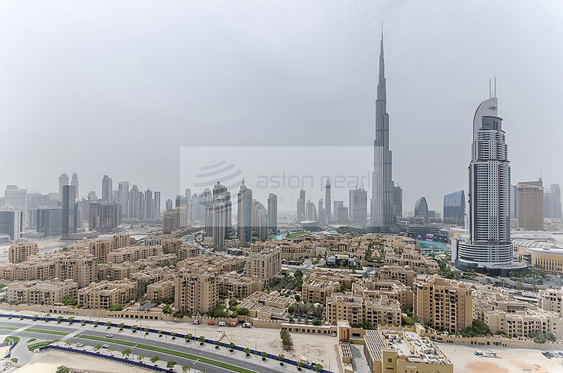 Best Layout, 2BR+Living with 2 Balcony, Burj Views